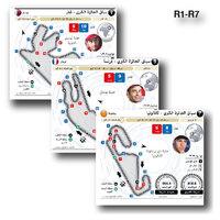 سباق سيارات: موتو جي بي - سباق الجائزة الكبرى 2021 (R1-R7) (1) infographic
