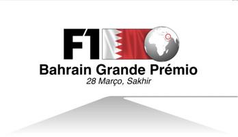 F1: GP do Bahrain 2021 vídeo infographic