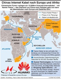 TELECOMS: Chinas PEACE Kable infographic