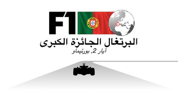 فورمولا واحد: جائزة البرتغال الكبرى 2021 - فيديو infographic