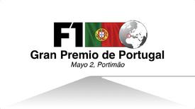 F1: Video del GP de Portugal 2021  infographic