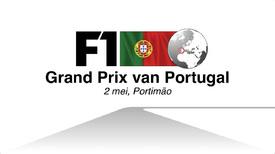 F1: GP van Portugal 2021 video infographic