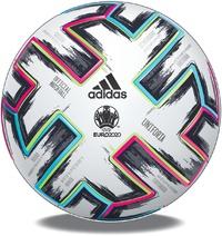 SOCCER: adidas Uniforia UEFA Euro 2020 matchball infographic