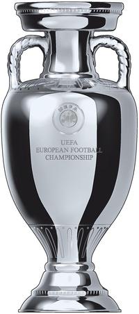 SOCCER: UEFA Euro 2020 trophy infographic