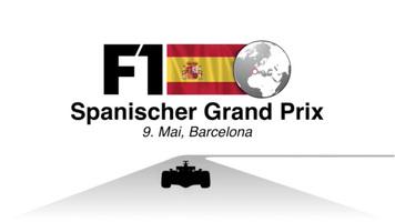 F1: Spanien GP 2021 video infographic