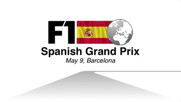 F1: Spain GP 2021 video infographic