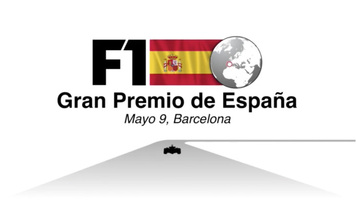 F1: Video del GP de España 2021 infographic
