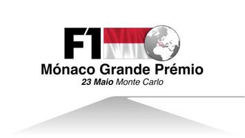 F1: GP do Mónaco 2021 vídeo  infographic