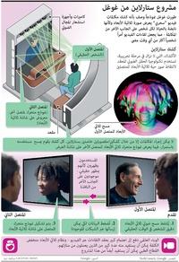 تكنولوجيا: مشروع ستارلاين من غوغل infographic
