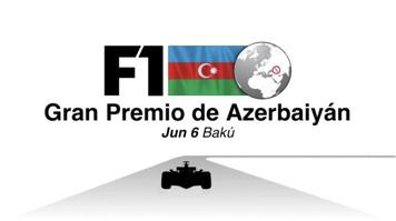 F1: GP de Azerbaiyán 2021 Video infographic