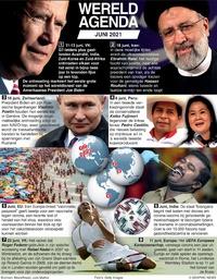 WERELDAGENDA: Junie 2021 (1) infographic