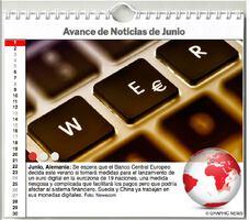 AGENDA MUNDIAL: Junio 2021 Intractivo (2) infographic