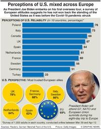 POLITICS: U.S. reliability survey infographic