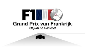 F1: GPvan Frankrijk 2021 video infographic infographic