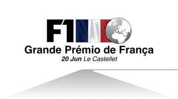 F1: GP de França 2021 vídeo infographic