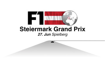 F1: Steiermark GP 2021 video infographic infographic