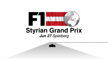 F1: Styria GP 2021 video infographic infographic