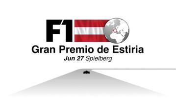 F1: GP de Estiria 2021 Video infográfico infographic