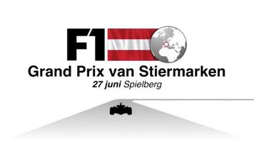F1: GP van Stiermarken 2021 video infographic infographic