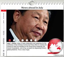 WORLD AGENDA: July 2021 interactive (1) infographic