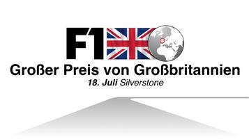 F1: Großbritannien GP video infographic infographic