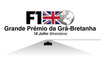 F1: Vídeo do GP da Grã-Bretanha infographic