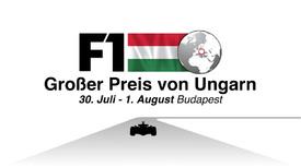 F1: GP von Ungarn video infographic infographic