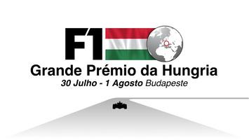 F1: GP  da Hungria, vídeo infographic