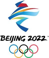 BEIJING 2022: Olympic emblem infographic