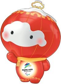 BEIJING 2022: Paralympic mascot infographic