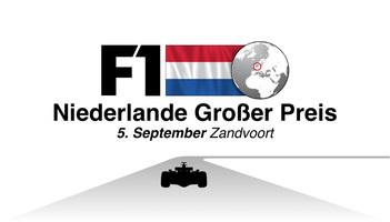 F1: Niederlande GP 2021 video infographic infographic