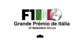 F1: GP de Italia 2021 - vídeo infográfico infographic