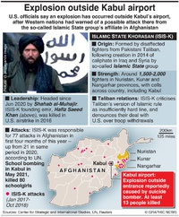 TERROR: Islamic State threat in Afghanistan (1) infographic