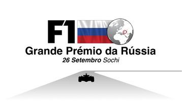 F1: GP da Rússia 2021, vídeo infographic