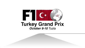 F1: Turkish GP 2021 video infographic