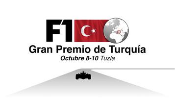 F1: GP de Turquía 2021 Video infographic