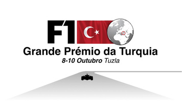 F1: GP da Turquia 2021, vídeo infographic