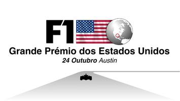 F1: GP dos Estados Unidos 2021, vídeo infographic