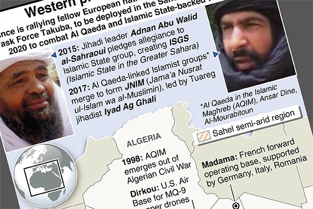 France boosts Western presence in Sahel