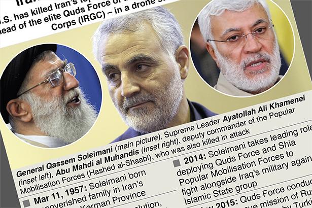 General Soleimani was Iran's celebrity soldier