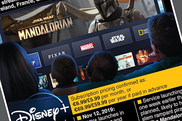 Disney+ to launch earlier than expected