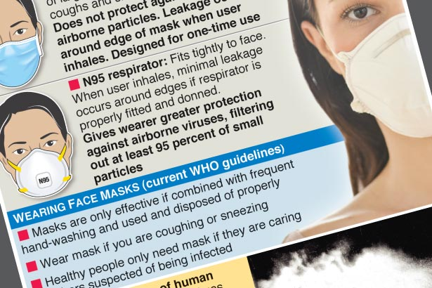 WHO considers changing guidance on wearing face masks