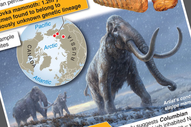 World's oldest genome sequenced