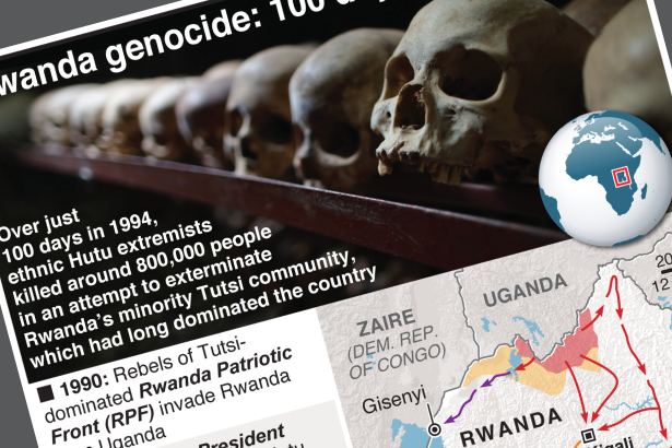 France to open Rwandan genocide archives