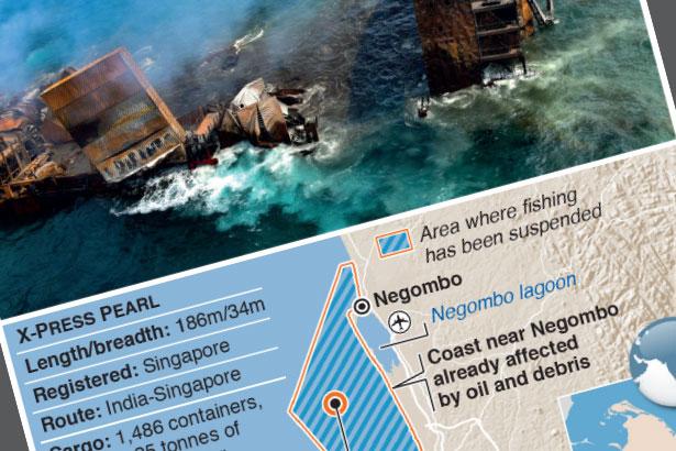 Sri Lanka braces for environmental disaster