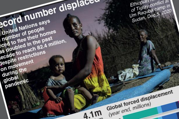Millions driven from homes despite Covid