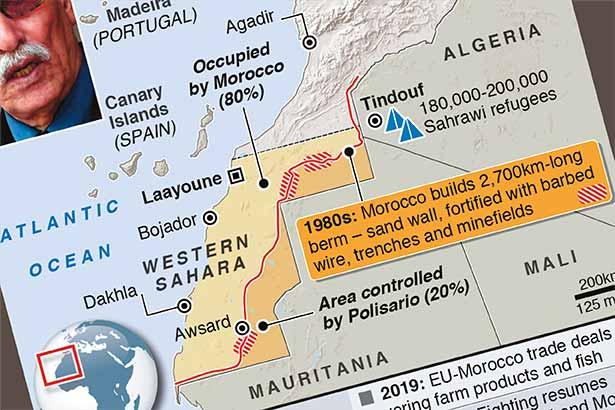 EU-Morocco trade deals annulled